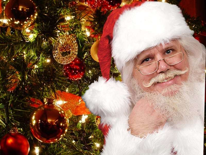 santas block party fort myers holiday events